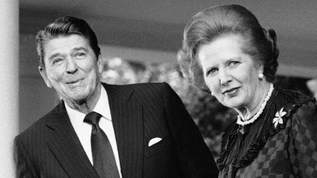 relationship between thatcher and reagan