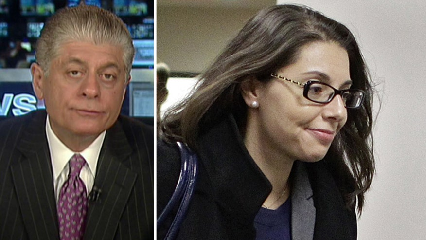 Judge Andrew Napolitano on why the Jana Winter case may have a chilling effect on all reporters