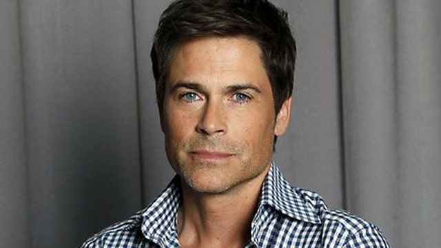 Rob Lowe: It's hard being pretty in Hollywood