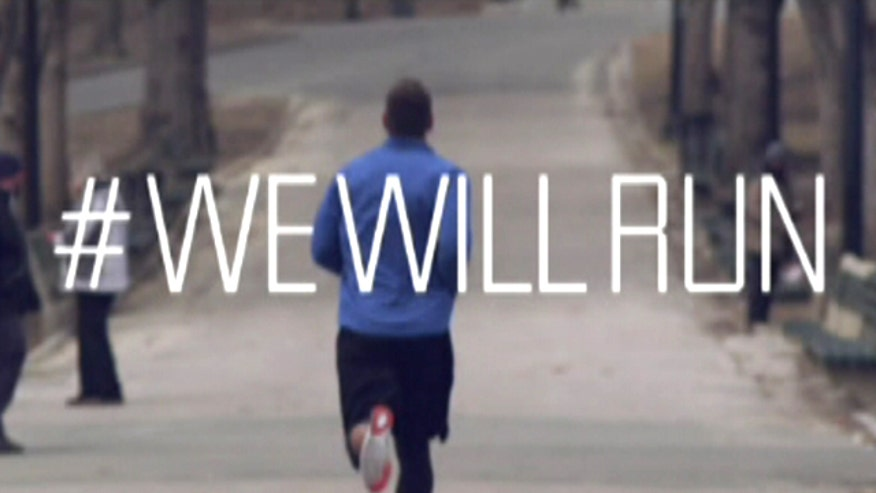 Director JJ Miller discusses video to show support to runners one year after Boston bombings