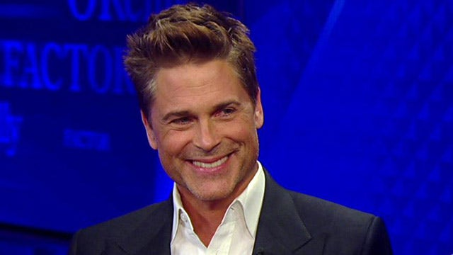 Rob Lowe enters the 'No Spin Zone'