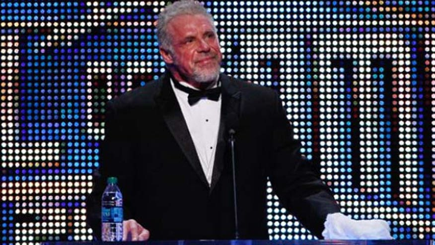 The Ultimate Warrior was 54