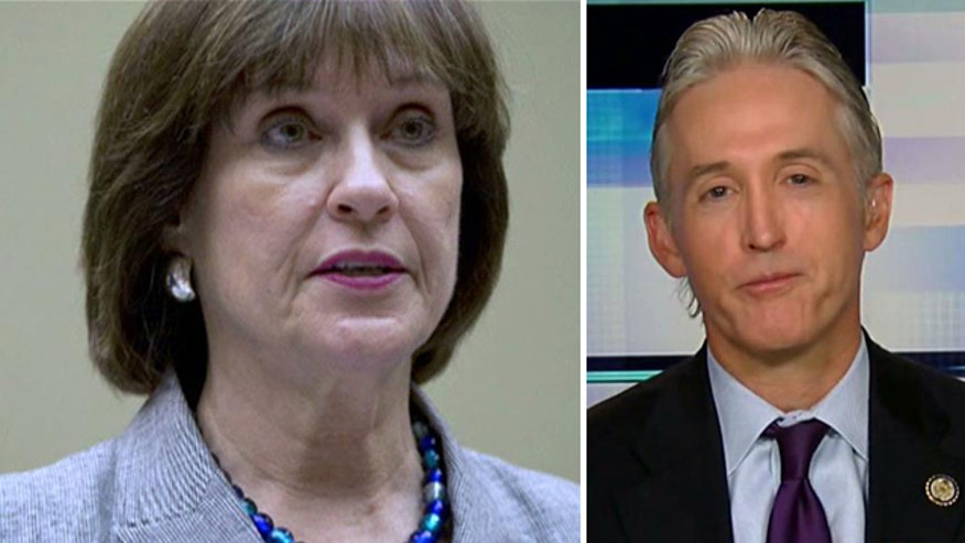 House committee votes to formally ask the DOJ consider criminal charges against ex-IRS official Lois Lerner in the targeting scandal