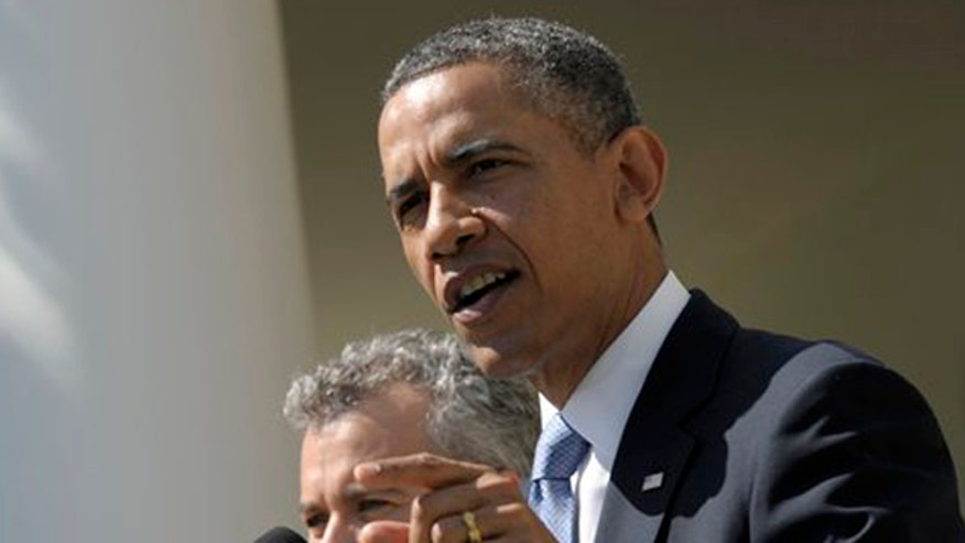 Manchin and Toomey try to salvage gun deal and Obama tries to tind budget sweet spot