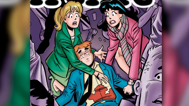 'Red Eye' pays tribute to soon to be dead Archie