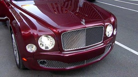 2014 Mulsanne is company's latest car