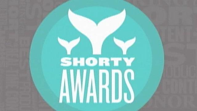 The best on social media - Shorty Awards winners