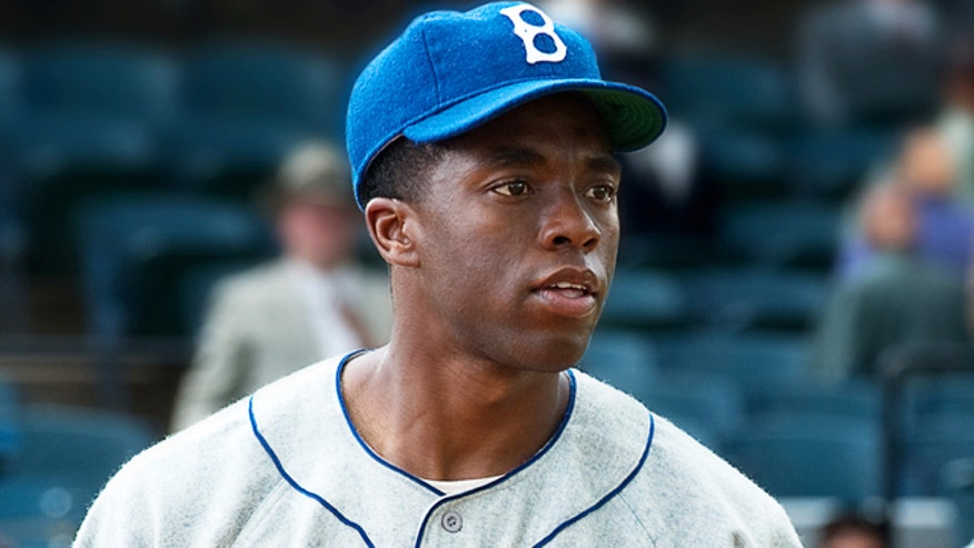 Ashley Dvorkin and Justin Craig play ball with Jackie Robinson biopic '42,' Lindsay Lohan-Charlie Sheen dynamic duo in 'Scary Movie 5' and Ben Afflect in 'To the Wonder'