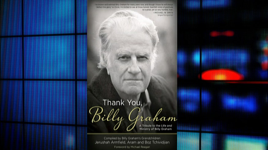 'Thank You, Billy Graham' is a tribute to the famous reverend put together by his grandkids