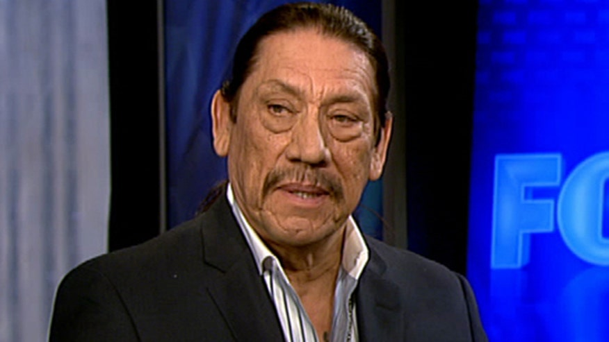 Danny Trejo talks about always being cast as the tough guy and his movie stunts.