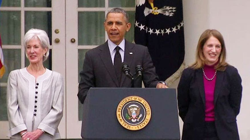 Sylvia Matthews Burwell nominated for HHS position