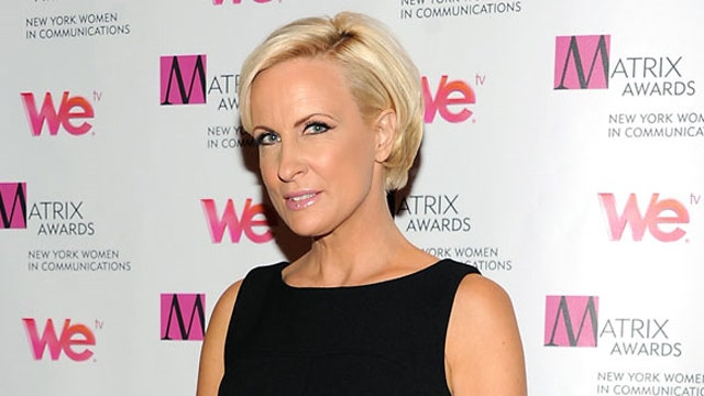 Mika at the White House