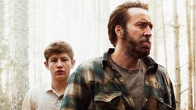 Nicolas Cage on the 'quietude' of 'Joe'