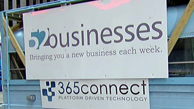 Entrepreneurs vow to create a business a week