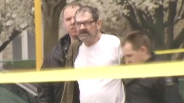 White supremacist ID'd as Kanas shooting suspect
