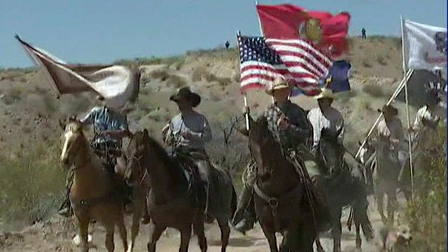 Feds vow legal action after ending Nevada ranch standoff