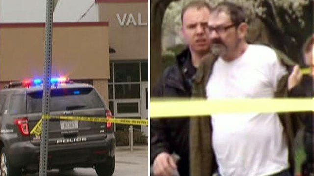 White supremacist ID'd as gunman at Jewish centers