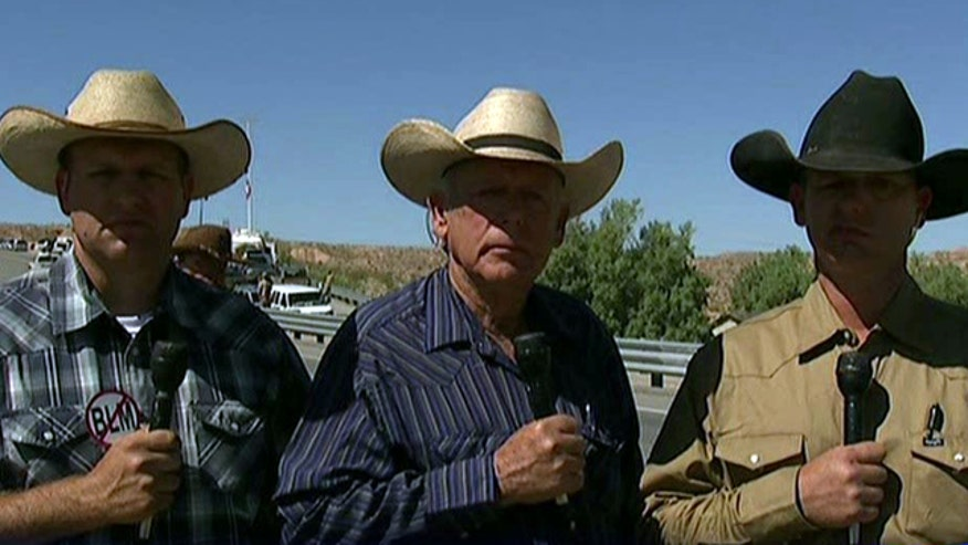BLM surrenders to rancher, releases 400 seized cattle