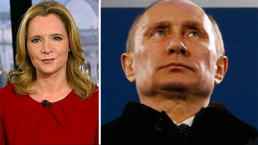 Russian President Vladimir Putin could soon change the map of Eastern Europe, according to The Hill's AB Stoddard.
