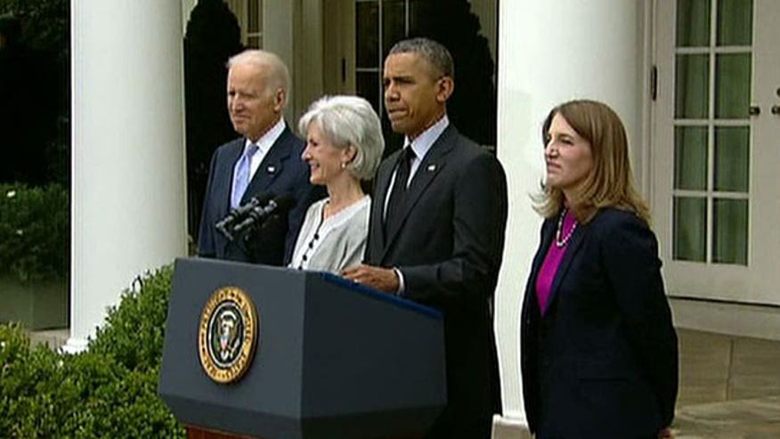 Rep. Blackburn reacts to new leadership at HHS after Sebelius resignation