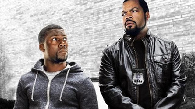 Kevin Hart and Ice Cube's 'Ride Along' on DVD