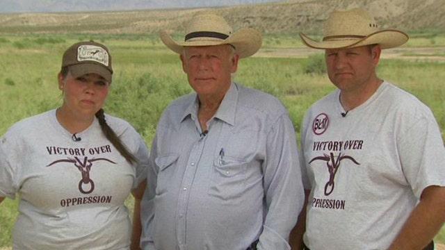 Cliven Bundy: Harry Reid has 'no business' in Clark County