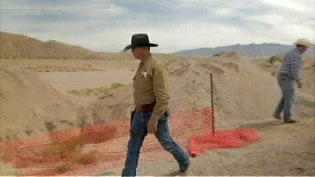 Exclusive: Did feds kill rancher's cows, dig mass grave?