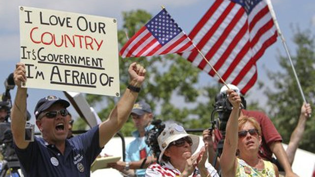 Neil Cavuto Looks Back at Five Years of the Tea Party