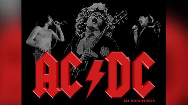 AC/DC: We will rock you