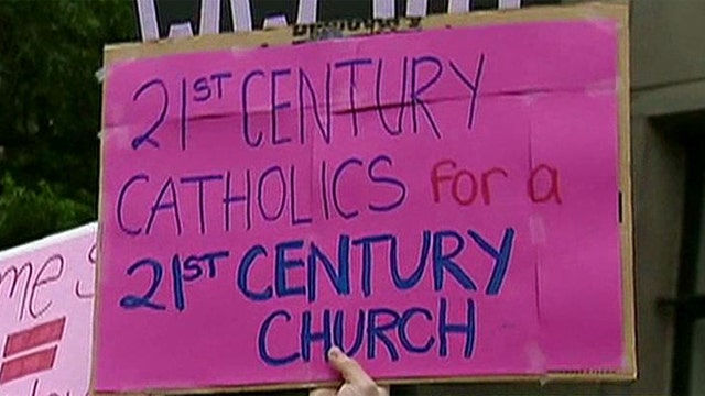 Catholic churches in the US facing criticism