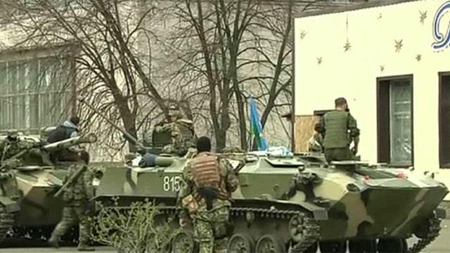 Ukraine crisis: NATO bolsters security in Eastern Europe