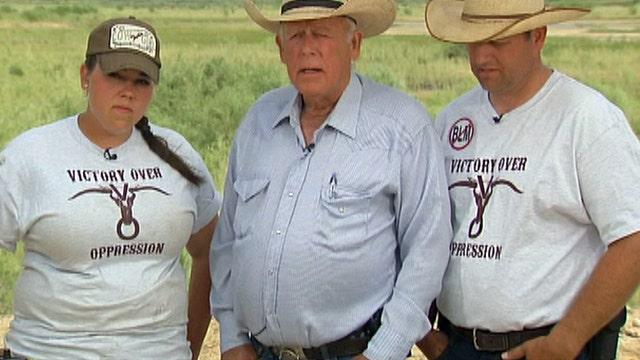 Bundy family speaks out to Harry Reid