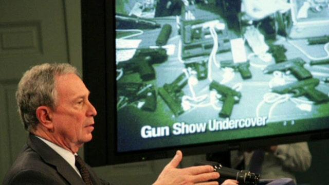 Bloomberg pledges $50 million for anti-gun awareness plan