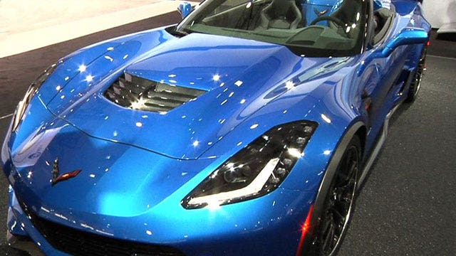 Most Powerful Corvette Convertible Ever