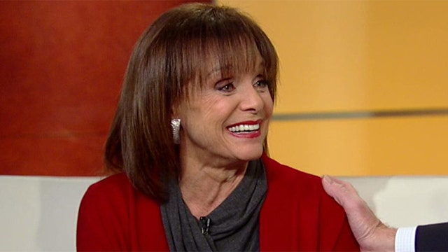 Valerie Harper proves there's always hope no matter what