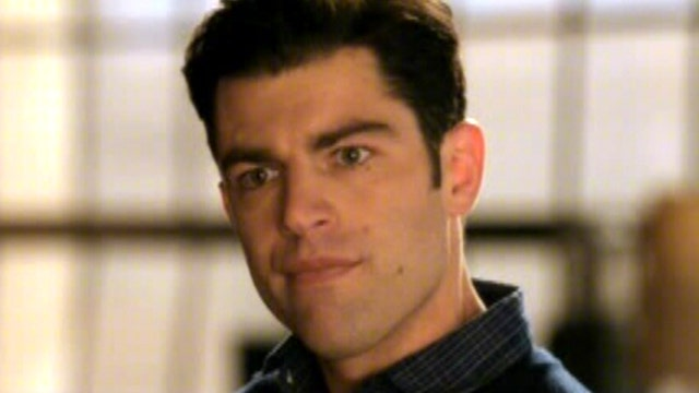 Max Greenfield doubles up