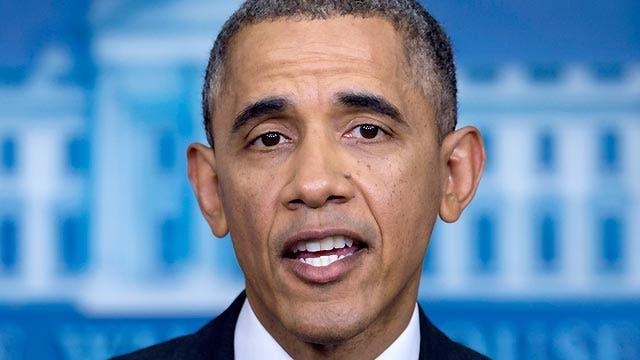Obama holds press conference on ObamaCare, Ukraine
