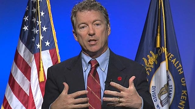 Sen. Paul hopes for 'peaceful resolution' to ranch standoff