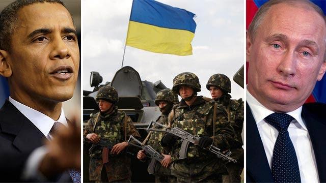 How Obama is handling Ukraine vs. Putin