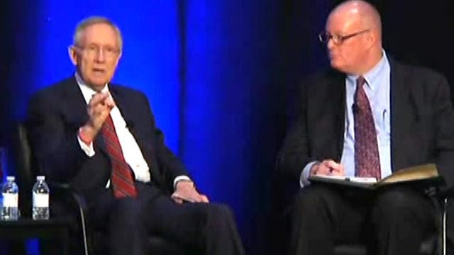 Reid accuses Bundy supporters of being 'domestic terrorists'