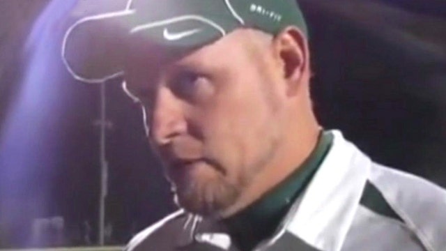 Coach could be jailed for shoving student who farted on him