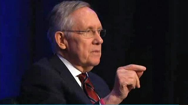 Reid: 'They're nothing more than domestic terrorists'