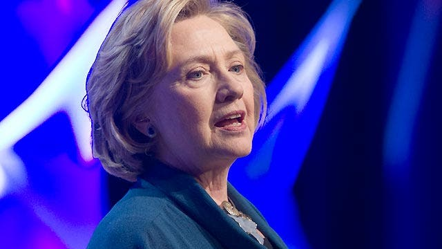 Are all Dems hoping for a Hillary Clinton run?