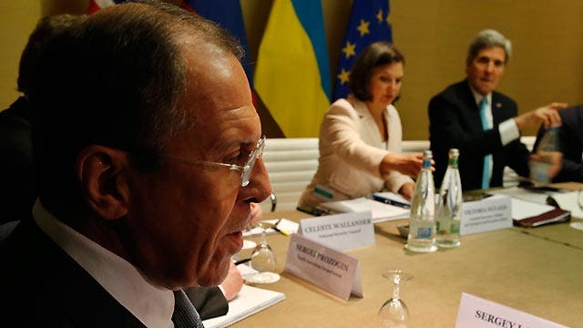 Will 'de-escalation' agreement in Ukraine work?