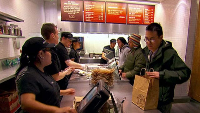 Chipotle hiking price for first time in three years