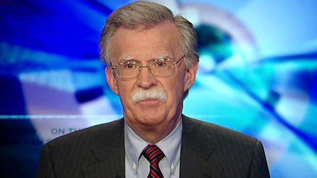 Bolton on Jews' registration in E. Ukraine, Obama 'weakness'