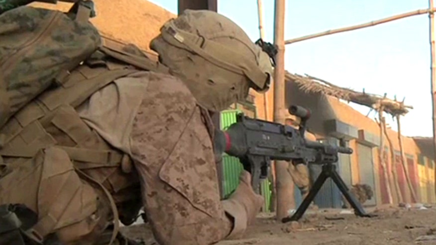 Documentary uses real footage to tell the story of U.S. troops on mission in Afghanistan