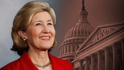 Former Texas Senator Kay Bailey Hutchison told me Thursday night she would have supported the Manchin-Toomney gun bill.