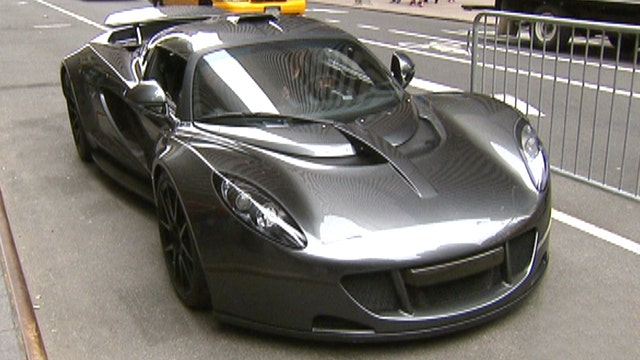 World's Fastest Car Comes to Fox
