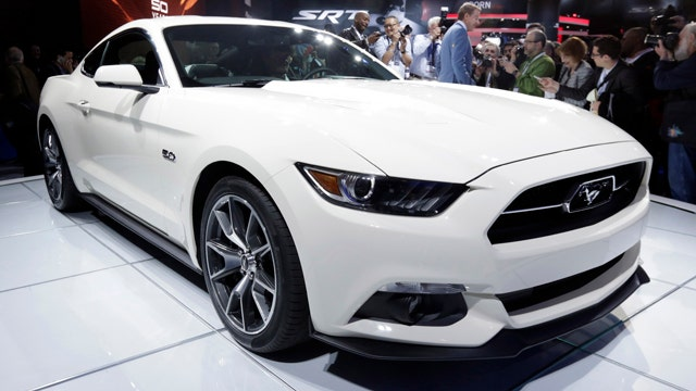Ford's King of Cars
